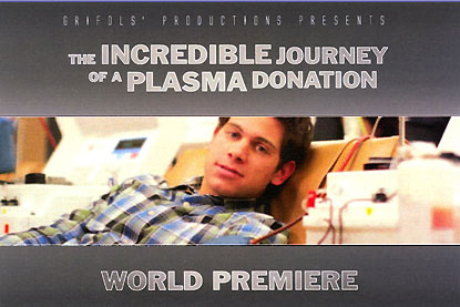 Plasma World Premiere